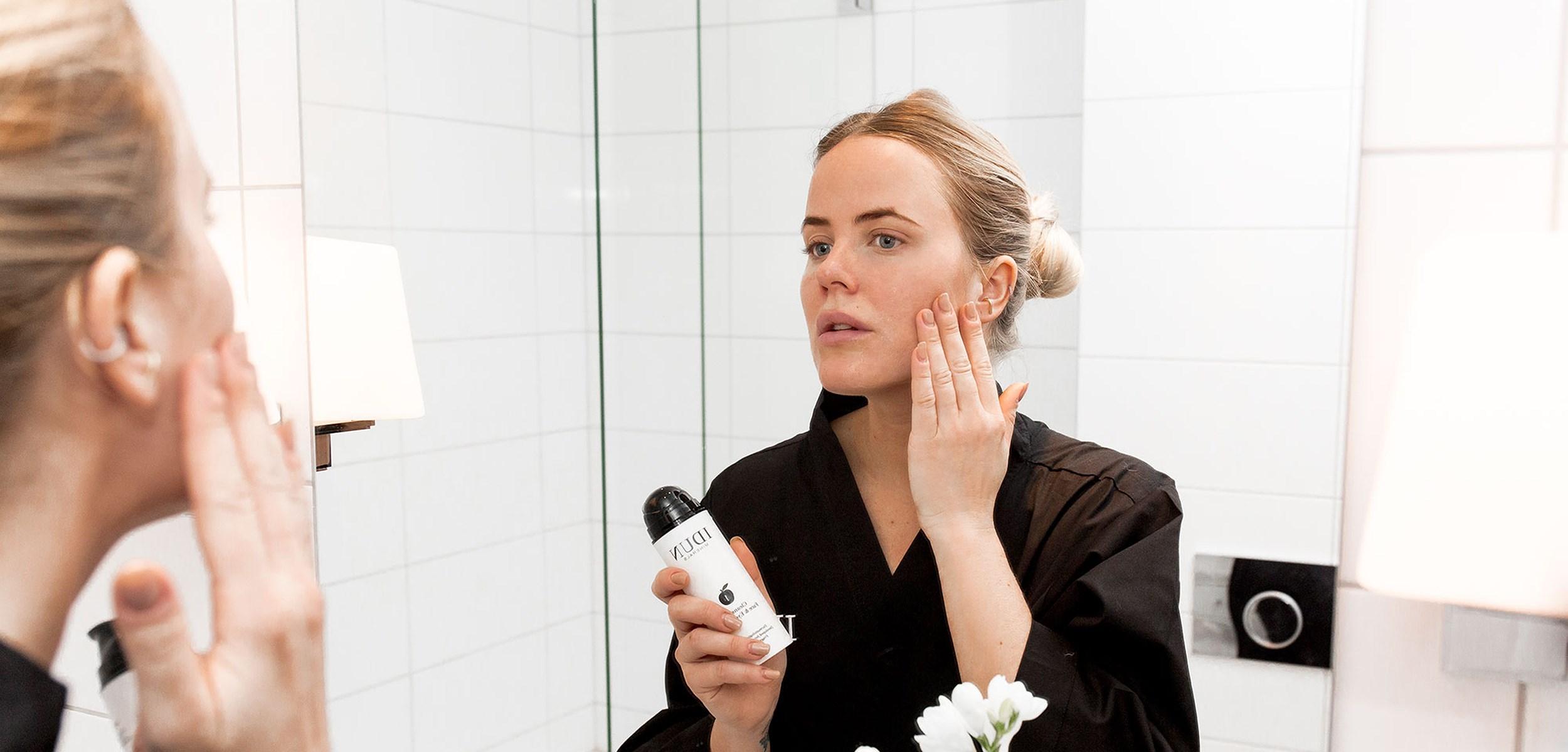 IDUN Minerals nya hudvårdsserie är här - Joanna Fingal guidar dig