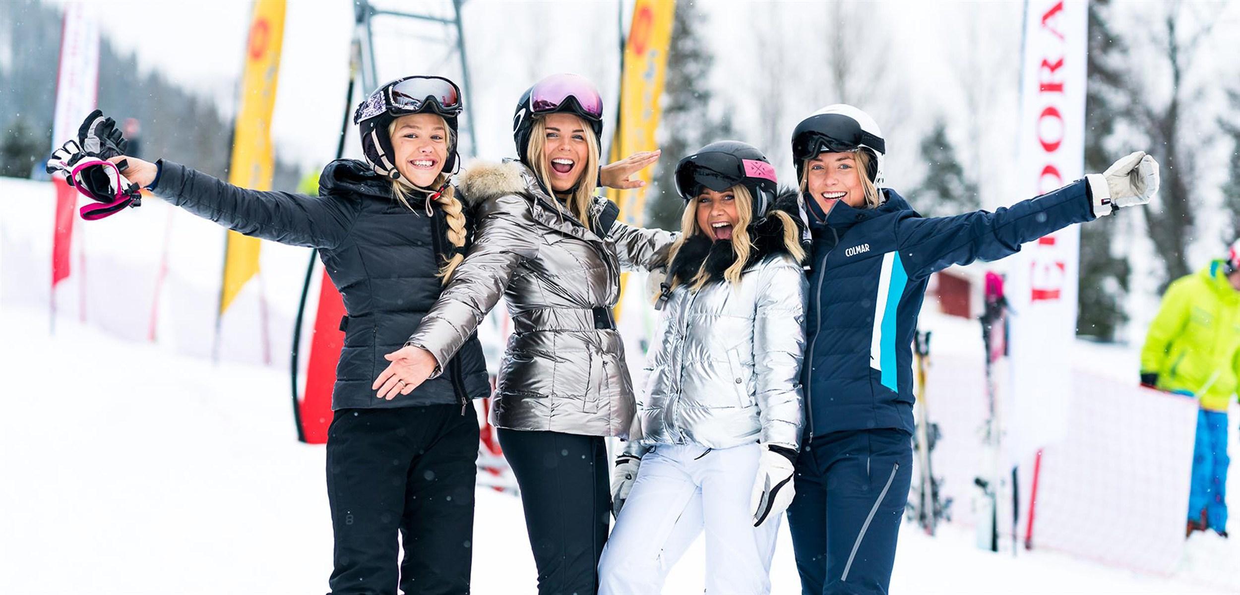 Följ med bloggarna under Skiweek i Åre