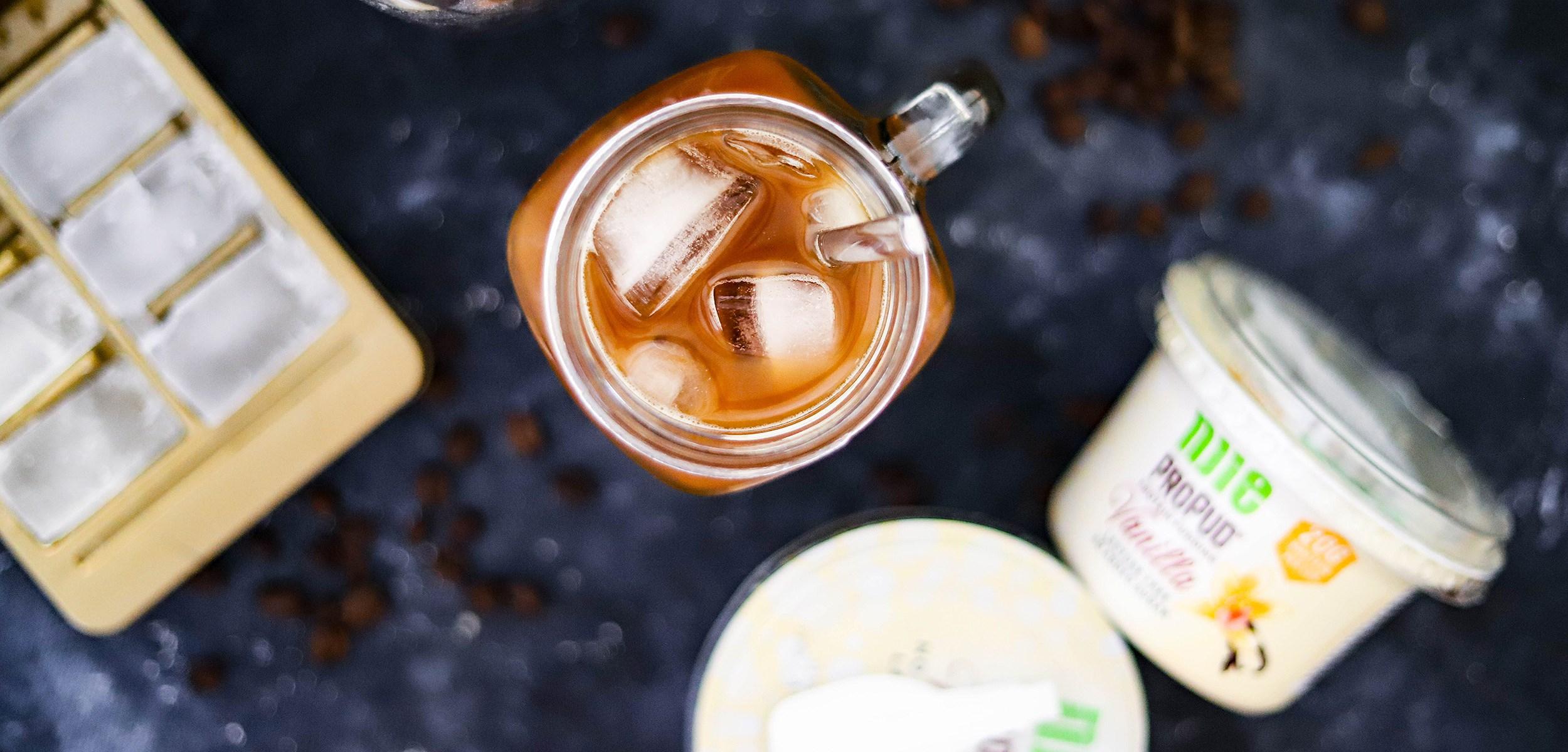 Utmana dig själv och vinn månadsförbrukning av NJIEs ProPud Proteinpudding
